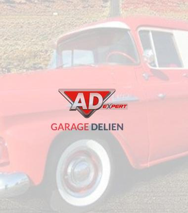 Site automobile AD Delien
